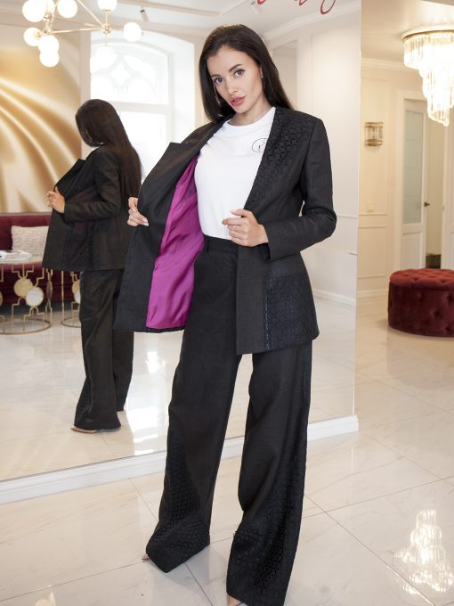 женский костюм деловой