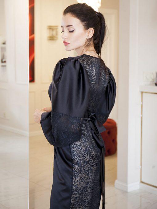 супер черное платье купить